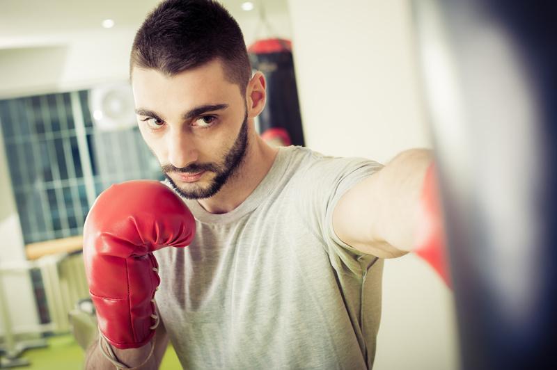 Домашние тренировки боксом