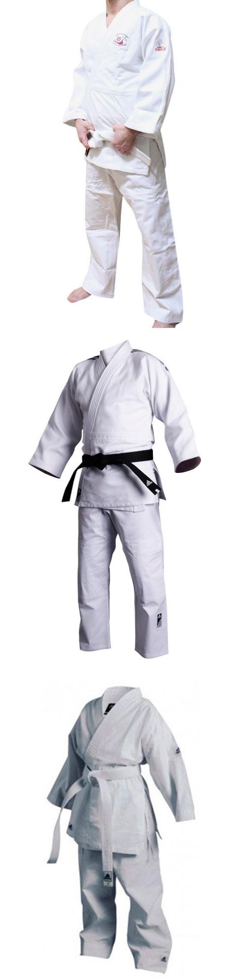 кимоно-для-занятий-айкидо-Дзюдо-Карате